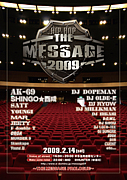 THE MESSAGE 2009