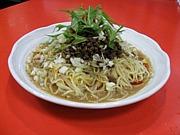 ササラの担々麺