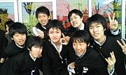 平成〜何年?東栄中3年2組!