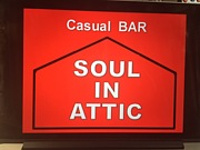 BAR SOUL IN ATTIC