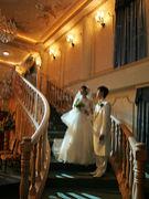 嵐山オルゴール博物館で結婚式