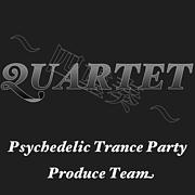■【QUARTET】PSY TRANCE PARTY