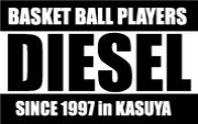 BASKET BALL PLAYERS -DIESEL-