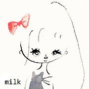 イラストレーター * milk