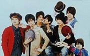 中山優馬w/Hey!Say!7WEST