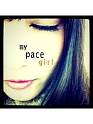 My pace girl