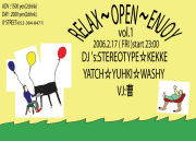 Relax〜Open〜Enjoy