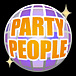 PARTY PEOPLE ぱーりーぴーぽー