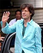 Mick Jaggerの笑った顔が好き。