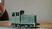 北海道簡易軌道を、鉄道模型で