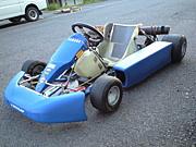 お手頃価格でレーシングカート