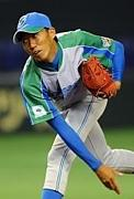 北海道日本ハム 浦野博司投手