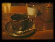 古びた喫茶店
