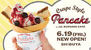 クレーキ Crape Style Pancake
