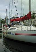 ヨットに乗ろう!UP-UP号
