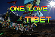 ONE LOVE  TIBET