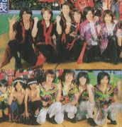 関西Jr魂大阪城ホール2007春