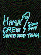HAMA・CREWS