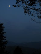 夜の野山を歩こう♪
