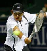テニスプレーヤー 鈴木 貴男