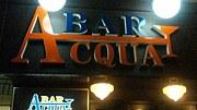Bar Acqua 高田馬場