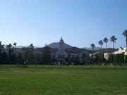 学校のグラウンドや中庭が好き