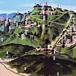 上杉謙信の城、春日山城が好き