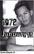 1972年1月15日生まれ