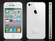 iPhone 4 白