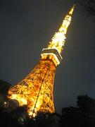 東京タワーみっけ!!