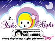 YUKI NIGHT☆TOKYO