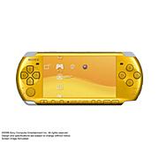 PSP - ブライト・イエロー