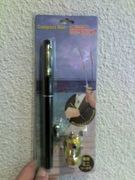 ペン型携帯釣竿ってスバラシイ