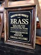 BRASS〜SHOEREPAIR & PRODUCTS〜