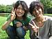 和樹とDAIZOは仲良し♪