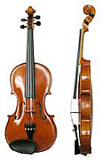 バイオリンでコント?!