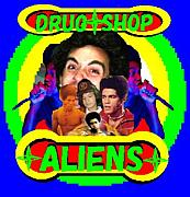 DRUG  SHOP ALIENS