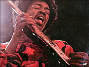 LOVE JIMI HENDRIX from Osaka