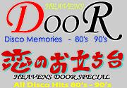 Heaven's Door@Club DIANA