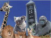 東山動物園を描き尽くす