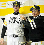 D.J.ホールトン投手(SB)