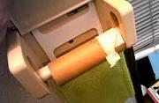トイレ紙の最後に出くわす