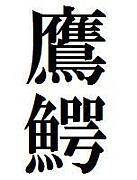 ▽鷹鰐同盟▽