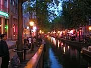 Amsterdam 飾り窓