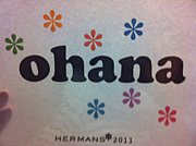 ohana******* by HERMANS