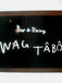"BAR ""WAG TABO"""