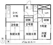 北新宿シェアハウス