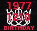 1977年12月10日生まれな人たち