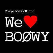Tokyo BOØWY night