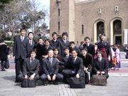 W大学 石井安憲ゼミ4期生
